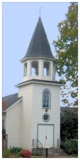 Bell Tower, Frog Pond Church